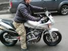Honda CB600F Hornet 2001 - Мотяня