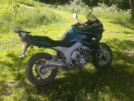 Yamaha TDM850 1997 - тыгыдым