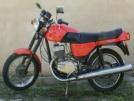Jawa 350 typ 638 1990 - Скамейка