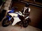 Honda CBR600F 2013 - G09