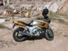 Yamaha TDM850 2000 - желтый