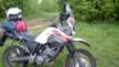 Yamaha XT660Z Tenere 2012 - Тенера