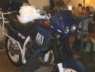 Honda AX-1 NX250 1988 - AX-1