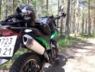 Irbis XR250 2014 - Зеленый