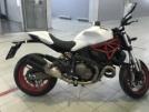 Ducati Monster 800 2015 - Белый бес