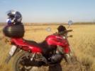 Honda CB500 2000 - Сибка
