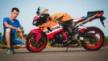 Honda CBR600RR 2008 - мотоцикл