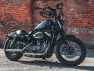 Harley-Davidson XL1200N Sportster 1200 Nightster 2009 - Хорлей