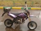 Kayo CrazyCat CRF-801 140cc 2012 - Пит