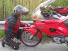 Honda NTV650 1998 - бегемот