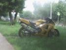 Honda CBR929RR FireBlade 2000 - Пикачуха :)
