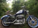 Harley-Davidson 1200 Sportster Custom 2005 - Харли