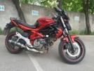 Suzuki Gladius 2010 - Мот