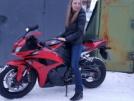 Honda CBR600RR 2010 - Моя прелесть