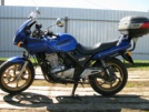 Honda CB500 1997 - Синий