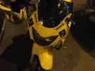 Honda CBR600F4 2000 - Желтый