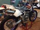 Suzuki Djebel 250XC 1996 - Дрын