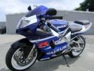 Suzuki GSR750 2003 - джиксер 2