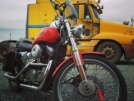 Harley-Davidson 1200 Sportster Custom 2000 - HDLX