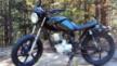 SYM XS125-K 2010 - скрэм