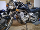 Yamaha SRX400 1991 - Ихтиандр