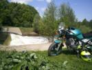Yamaha SRX400 1991 - Рыба-нежить