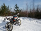 Yamaha TT250R 1995 - Райдо