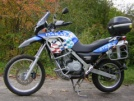 BMW F650GS 2003 - Дакар