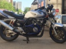 Honda CB400 Super Four 2002 - Красавчик!