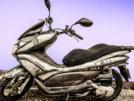 Honda PCX125 2014 - Летел, горел