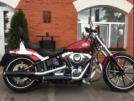 Harley-Davidson FXSB 1340 Low Rider 2013 - Breakout
