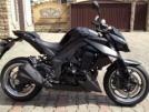 Kawasaki Z1000 2012 - Чёрный