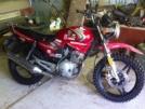 Yamaha YBR125 2004 - Ябрик)