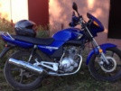 Yamaha YBR125 2012 - Ёбрик