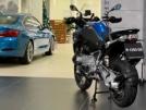 BMW R1250GS 2018 - Саймон блю