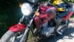 Honda CB500 1998 - Транклюкатор
