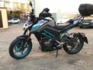 CF Moto 250 NK 2019 - Цефка