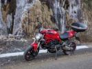Ducati Monster 821 2015 - Монстр