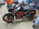 KTM 390 Duke 2014 - KTM 390 Duke
