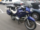 BMW R1100RS 1999 - R1100RS