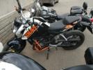 KTM 200 Duke 2013 - Peace Duke