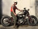 Harley-Davidson FXSTI Softail Standard 2006 - Рэт-боббер