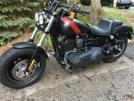 Harley-Davidson FXDF Fat Bob 2015 - Толстяк