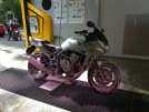 Honda CBF600 2010 - никак