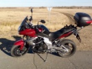 Kawasaki Versys 2012 - Red