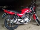 Yamaha YBR125 2012 - Красный