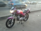 Yamaha YBR125 2009 - Hello Kitty