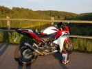 Honda CBR600F 2012 - Мотоцикл