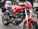 Ducati Monster 800 2003 - Галушка