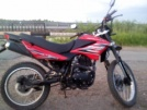 Zongshen ZS200GY-3 2014 - Red horse